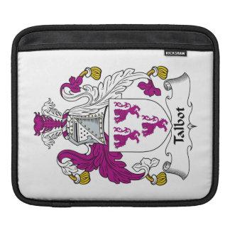 Escudo de la familia de Talbot Fundas Para iPads