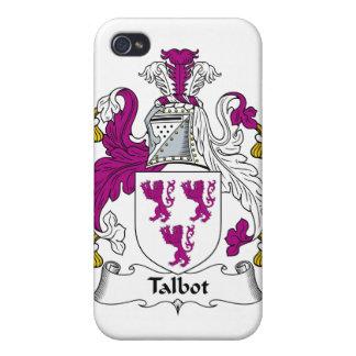 Escudo de la familia de Talbot iPhone 4/4S Carcasa