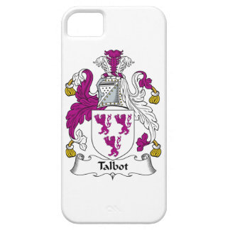 Escudo de la familia de Talbot iPhone 5 Fundas