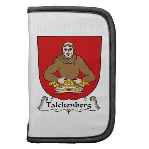 Escudo de la familia de Talckenberg Planificador