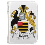 Escudo de la familia de Tallant