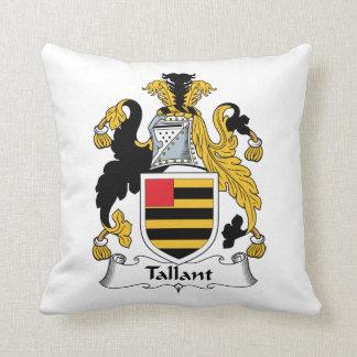 Escudo de la familia de Tallant Cojines