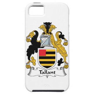 Escudo de la familia de Tallant Funda Para iPhone 5 Tough