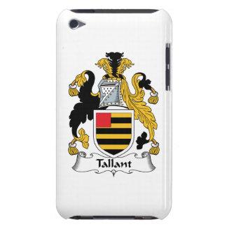Escudo de la familia de Tallant iPod Touch Case-Mate Cárcasas