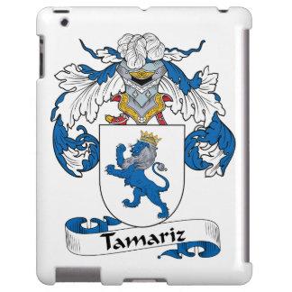 Escudo de la familia de Tamariz Funda Para iPad