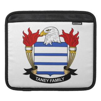 Escudo de la familia de Taney Mangas De iPad