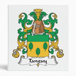 Escudo de la familia de Tanguy
