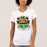 Escudo de la familia de Tardieu Camiseta