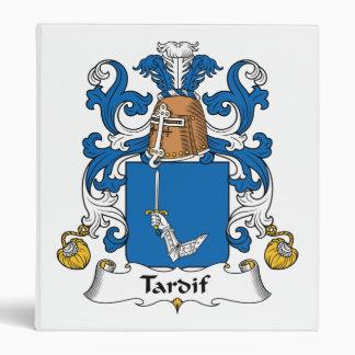 Escudo de la familia de Tardif
