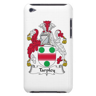 Escudo de la familia de Tarpley Case-Mate iPod Touch Carcasa