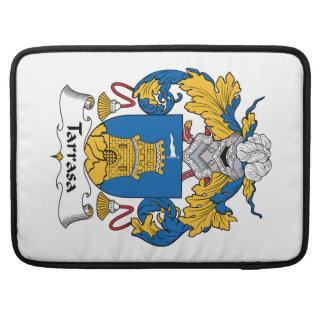 Escudo de la familia de Tarrasa Funda Macbook Pro
