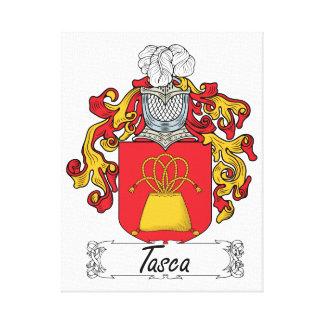 Escudo de la familia de Tasca Impresiones En Lona Estiradas