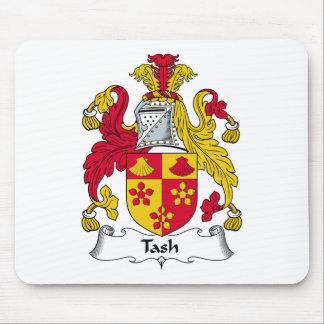 Escudo de la familia de Tash Tapetes De Ratón