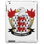 Escudo de la familia de Tasker