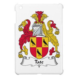 Escudo de la familia de Tate