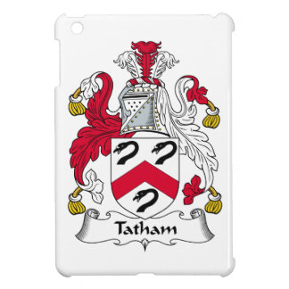 Escudo de la familia de Tatham