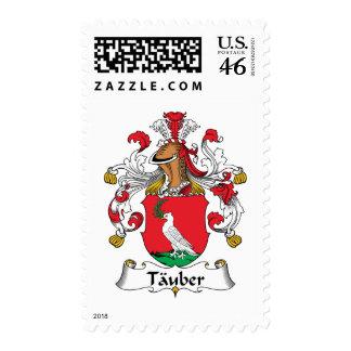 Escudo de la familia de Tauber Sellos