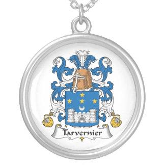 Escudo de la familia de Tavernier Colgante