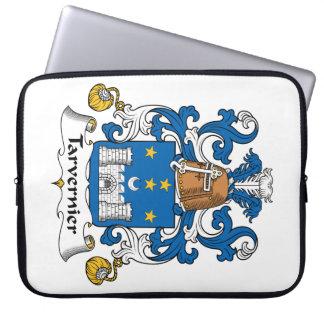 Escudo de la familia de Tavernier Manga Portátil