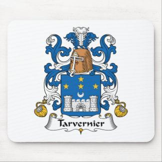 Escudo de la familia de Tavernier Tapete De Ratones