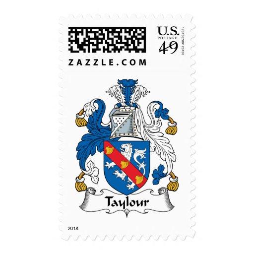Escudo de la familia de Taylour
