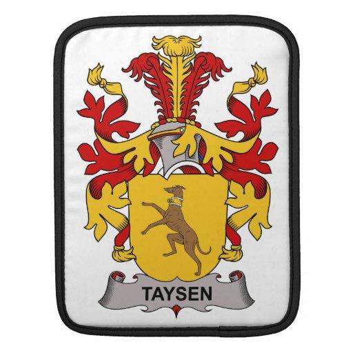 Escudo de la familia de Taysen Fundas Para iPads