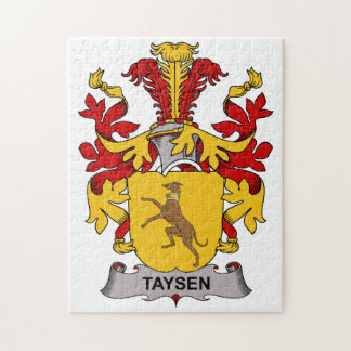 Escudo de la familia de Taysen Puzzle
