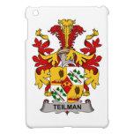 Escudo de la familia de Teilman iPad Mini Carcasas