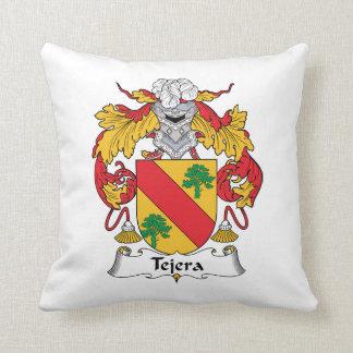 Escudo de la familia de Tejera Cojin