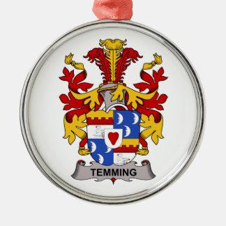 Escudo de la familia de Temming Ornamentos De Reyes Magos