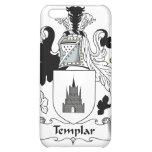 Escudo de la familia de Templar