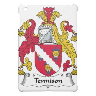 Escudo de la familia de Tennison
