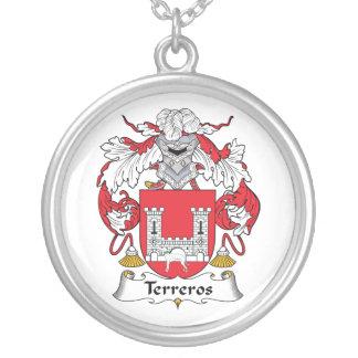 Escudo de la familia de Terreros Grimpolas Personalizadas