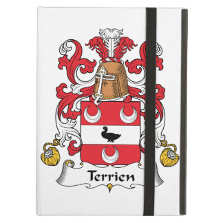 Escudo de la familia de Terrien