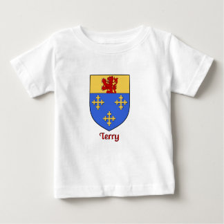 Escudo de la familia de Terry Remeras