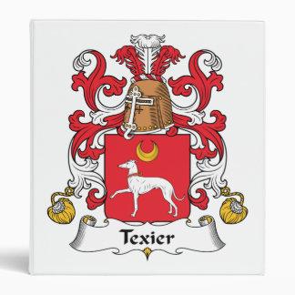 Escudo de la familia de Texier