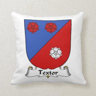 Escudo de la familia de Textor Cojin