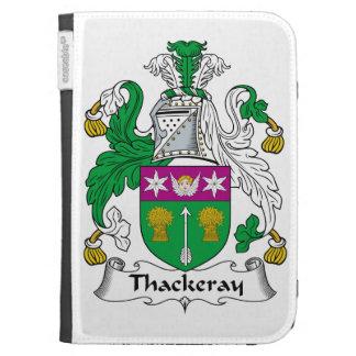Escudo de la familia de Thackeray