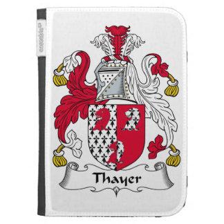 Escudo de la familia de Thayer
