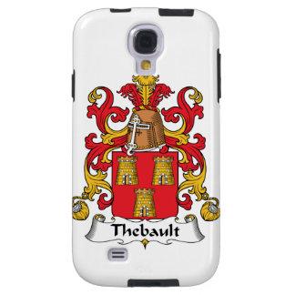 Escudo de la familia de Thebault