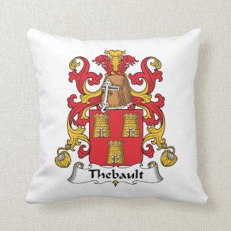 Escudo de la familia de Thebault Cojines