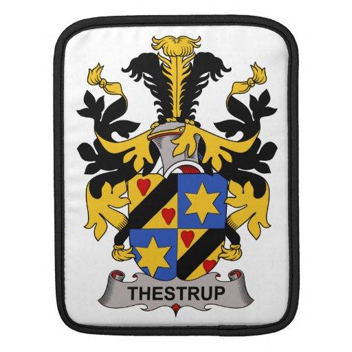 Escudo de la familia de Thestrup Manga De iPad