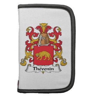 Escudo de la familia de Thevenin Planificador