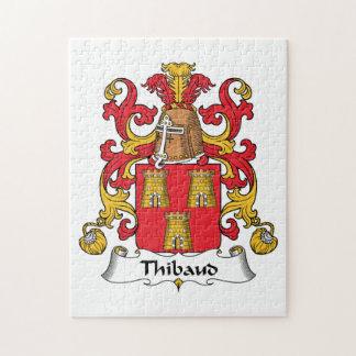 Escudo de la familia de Thibaud Puzzles