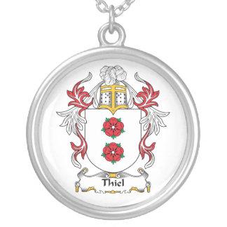 Escudo de la familia de Thiel Grimpolas