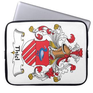Escudo de la familia de Thiel Funda Ordendadores