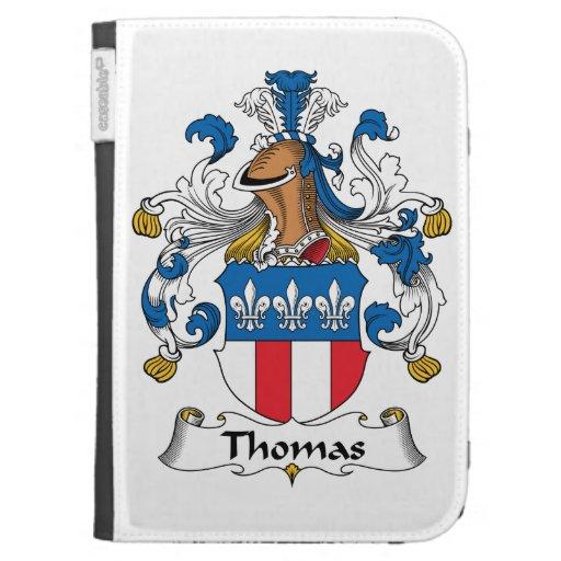 Escudo de la familia de Thomas