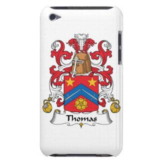 Escudo de la familia de Thomas iPod Touch Case-Mate Coberturas