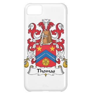 Escudo de la familia de Thomas Funda Para iPhone 5C