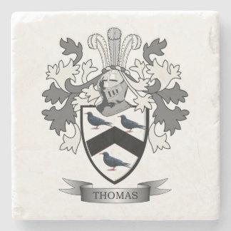 Escudo de la familia de Thomas Posavasos De Piedra